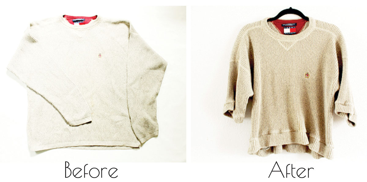 sweaterbeforeafter