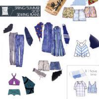 Spring/Summer 2017 Handmade Wardrobe