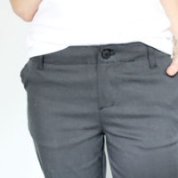 Chi Town Chinos – Wearable Muslin and Pattern Review