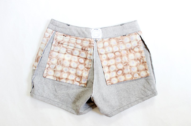 shorts lining